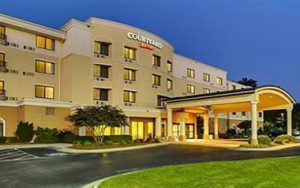 courtyard by marriot - hotels in high point nc