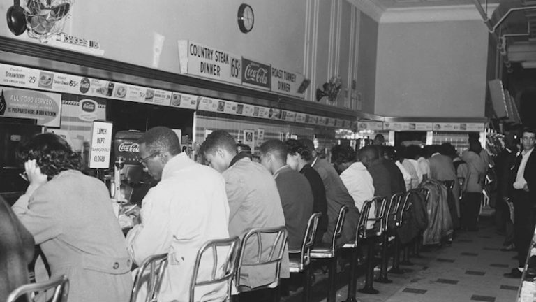 High Points Woolworth Sit In - High point north carolina history
