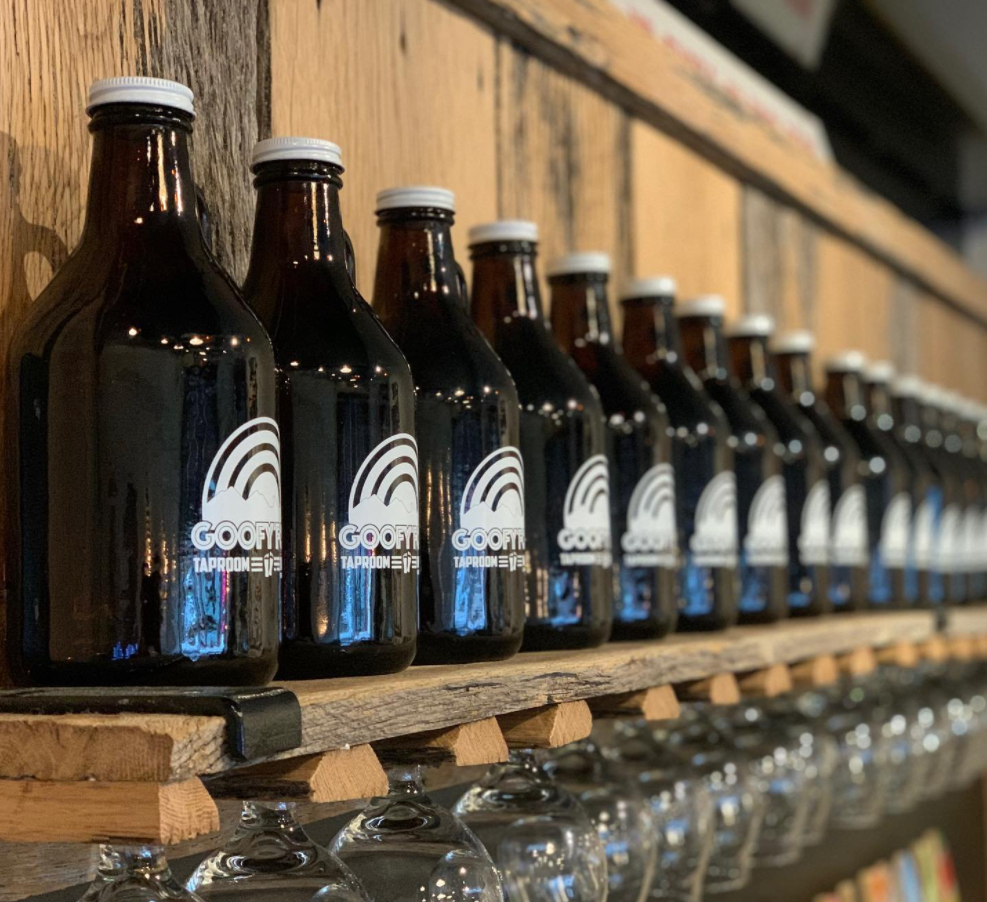 craft beer growlers in High Point, North Carolina