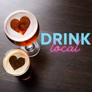 drink local in High Point, North Carolina