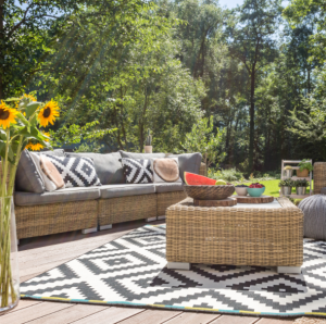 Shop for outdoor furniture in High Point, North Carolina