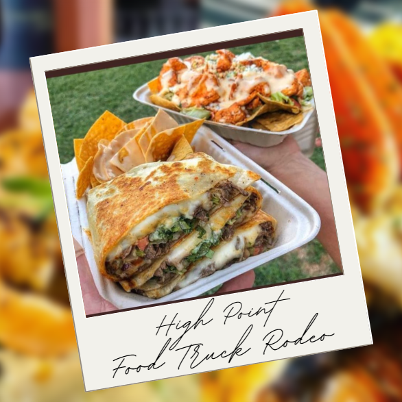 High point food truck rodeo- best restaurants in high point nc