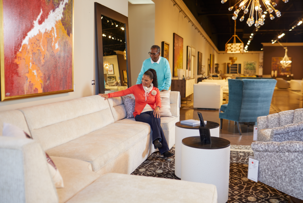 Furniture shopping in high point nc