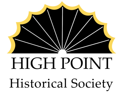 High Point Historical Society logo