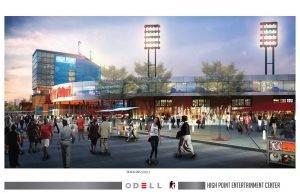prelim baseball stadium design